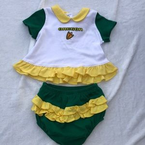 Other - Oregon Ducks outfit 6-9 months